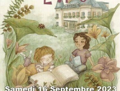 Jardin des livres -